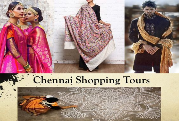 CHENNAI SHOPPING TOUR