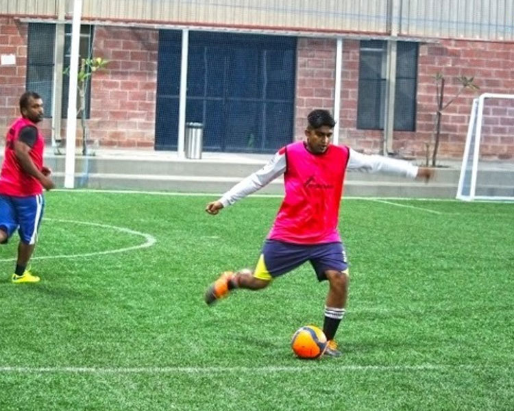 FOOTBALL FITNESS 8 SESSION PER MONTH