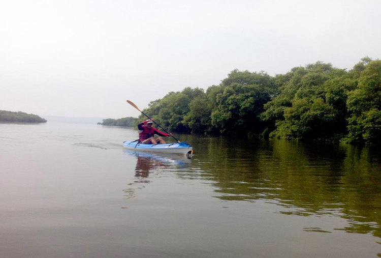 CHORAO CHILLOUT KAYAKING