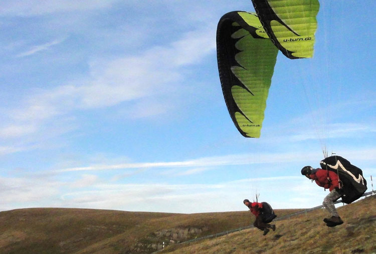 ELEMENTARY PARAGLIDER COURSE