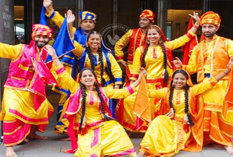 BHANGRA DANCE CLASSES