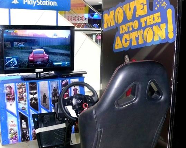 PLAYSTATION 3 GAMING THEATER