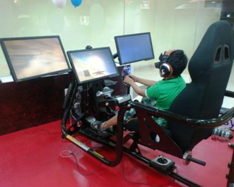 FLY A 4D FIGHTER JET! - BANGALORE