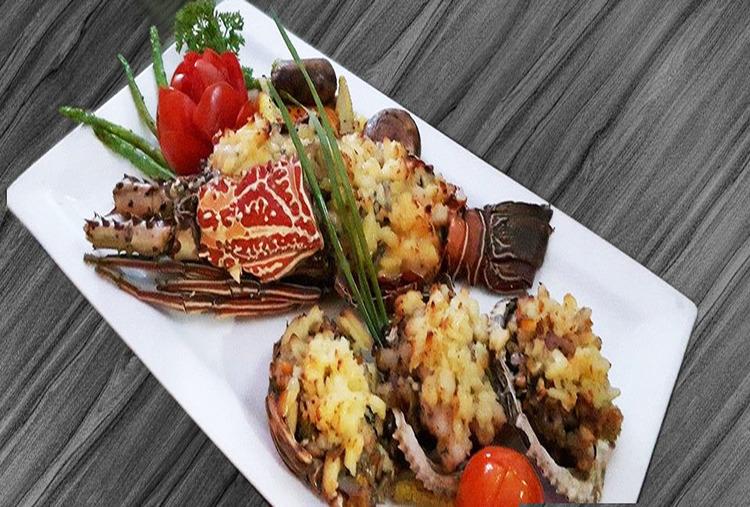 A FAMILY DINNER AT OCEAN GRILL