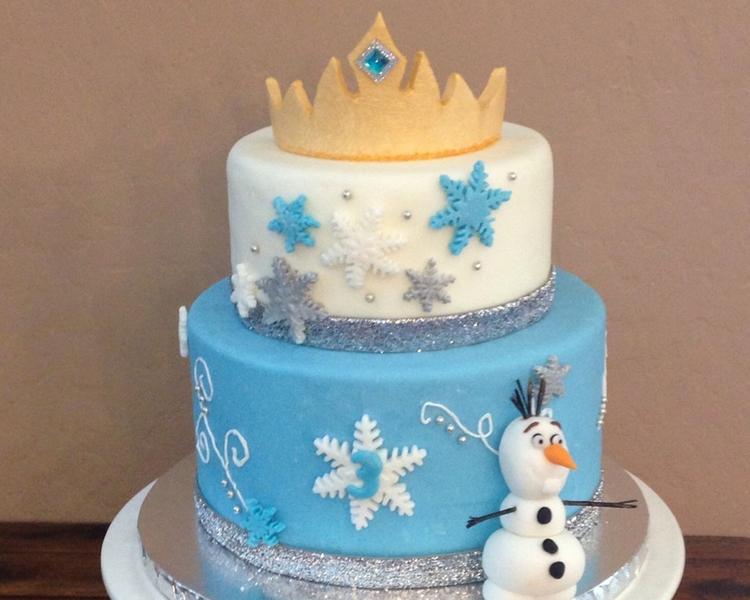 CREATING FONDANT THEME CAKE