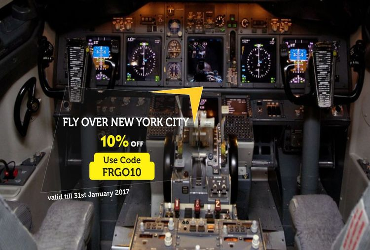 FLY OVER THE CITIES OF THE WORLD - VIRTUALLY