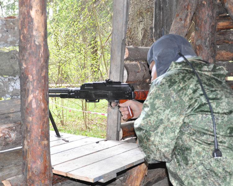 MILITARY TOP GUN ADVENTURE