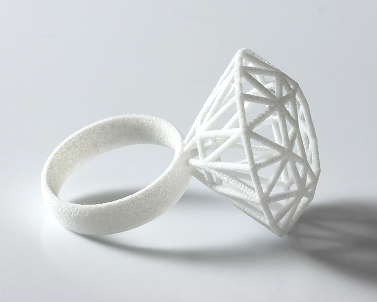 3D PRINTING: CUSTOMIZED RING