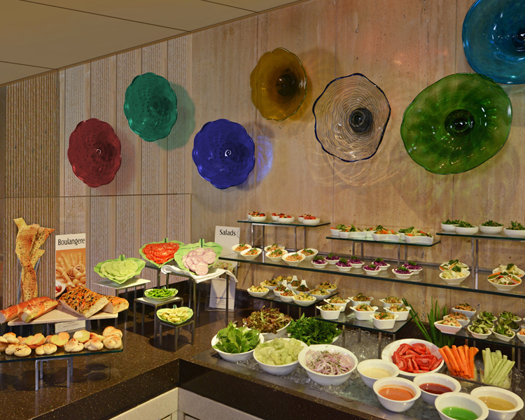 BUFFET AT FORTUNE PARK