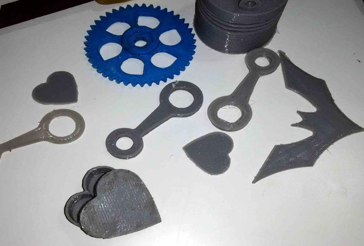3D PRINTING WORKSHOP FOR STUDENTS