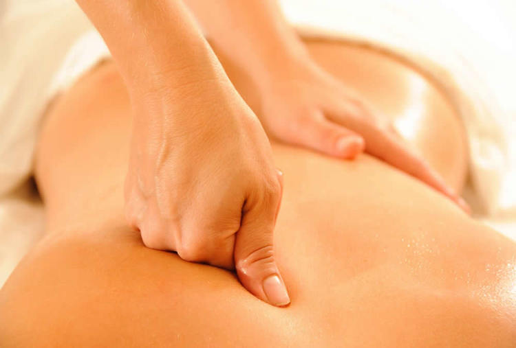 A REJUVENATING MASSAGE