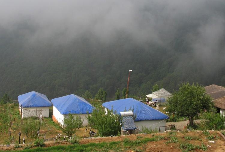 HILL STATION CAMP AT NAINITAL