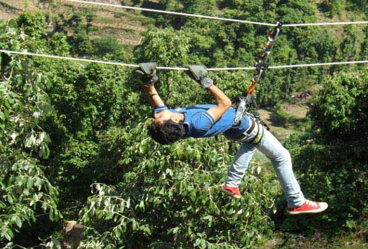 ADVENTURE STAY AT DHANAULTI