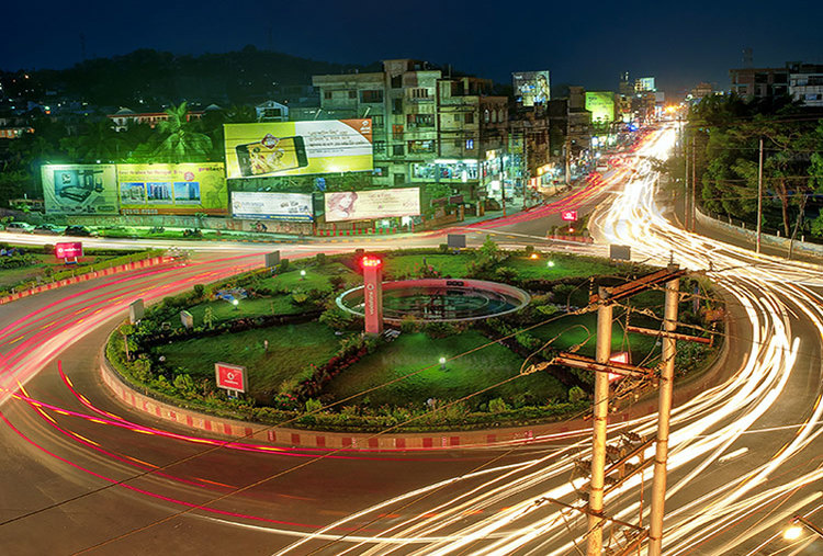 A FULL DAY CITY TOUR OF GUWAHATI