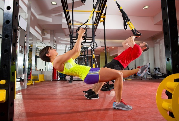 START YOUR WORKOUTS ( 5 SESSIONS)