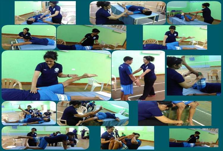 SPORTS THERAPY FOR FITNESS ENTHUSIASTS
