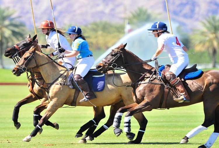 HORSE RIDING & POLO TRIAL CLASS - 1 CLASS