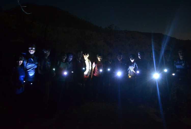 GORAKHGAD NIGHT TREK