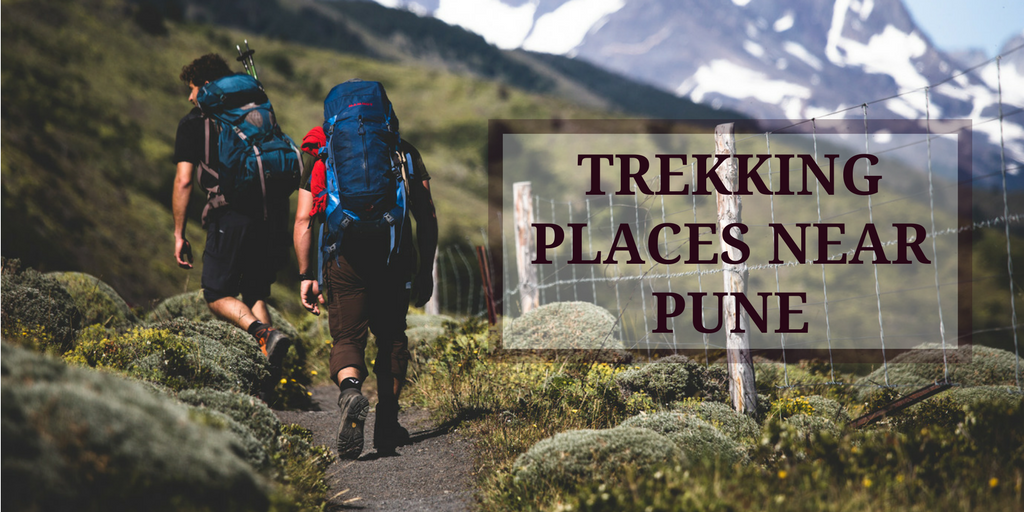 Places for Trekking Near Pune
