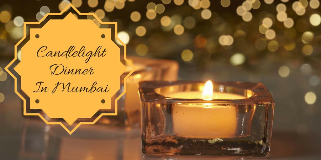 Candle Light Dinner in Mumbai