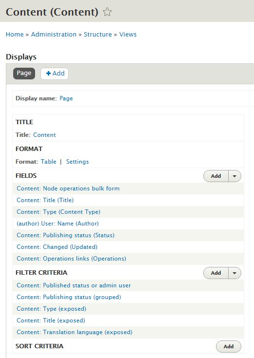 How to build complex filters in Drupal 8