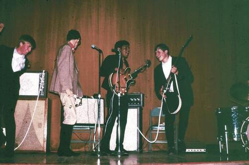 Live Show in 1960's