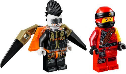 Конструктор LEGO Ninjago Крыло судьбы 70650 - фото 12