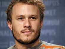 The late heath ledger