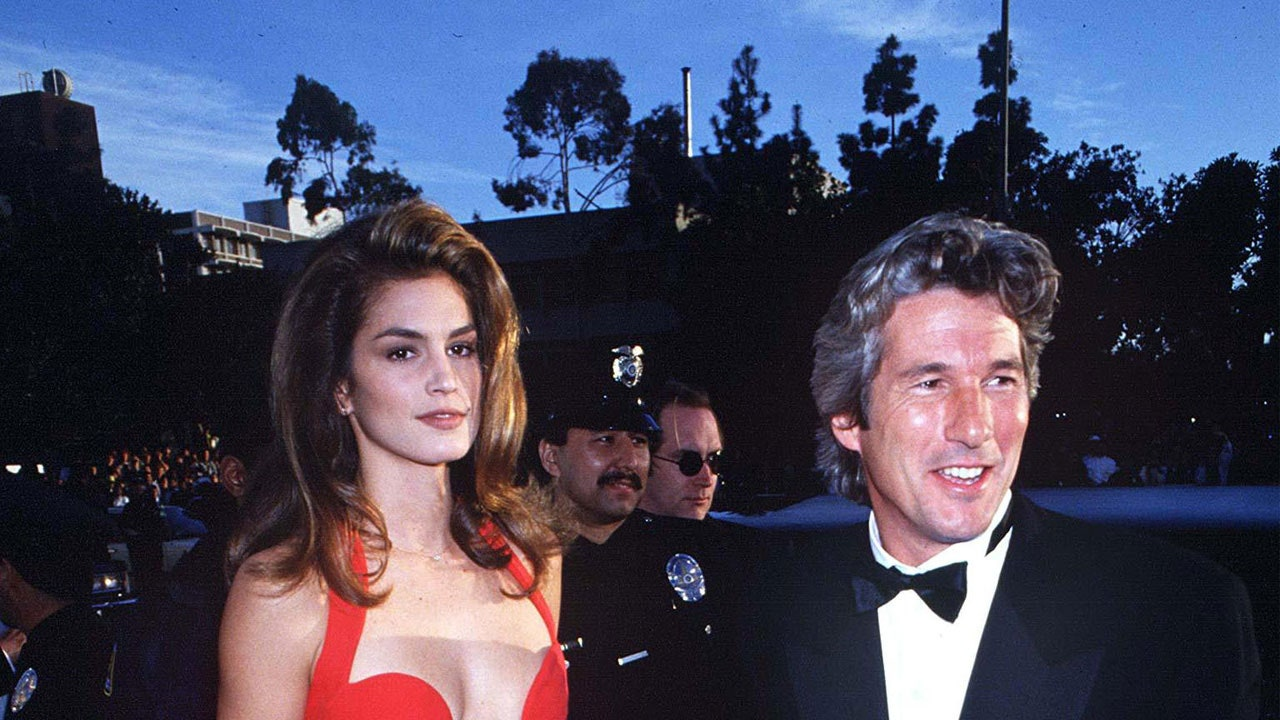 Cindy crawford richard gere marriage