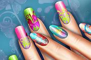 Girls nails games online