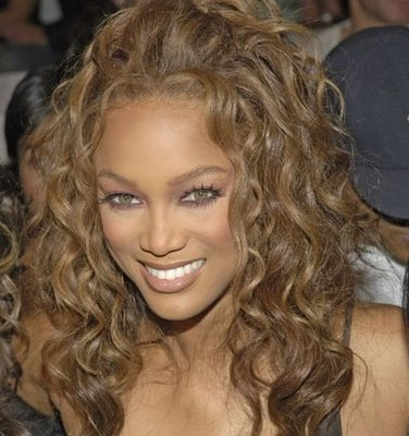 Tyra banks hairstyles 2013