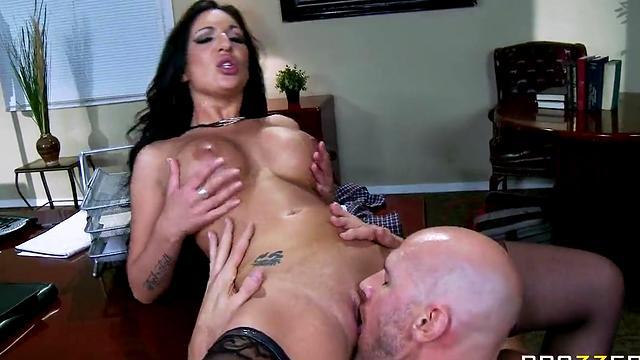 Секс с рабочими видео