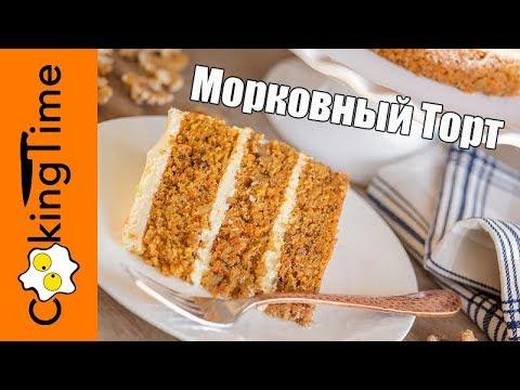 Коржи для торта простой рецепт