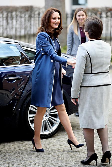 Герцогиня кэтрин последние новости