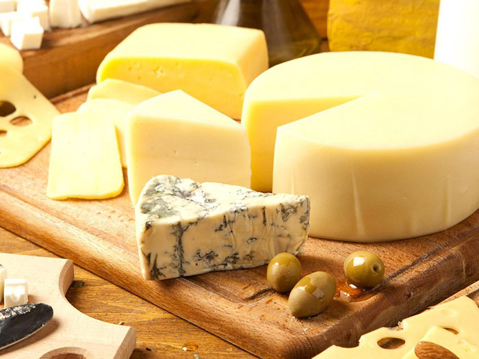 Ингредиенты для производства сыра