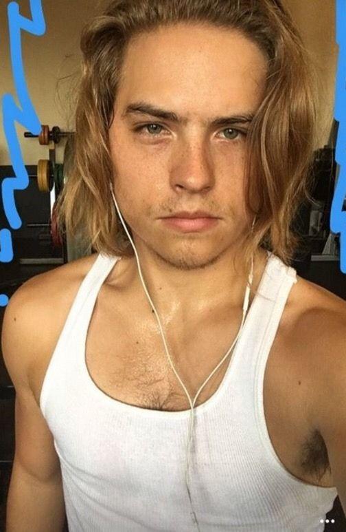 Male celebrities armpit hair