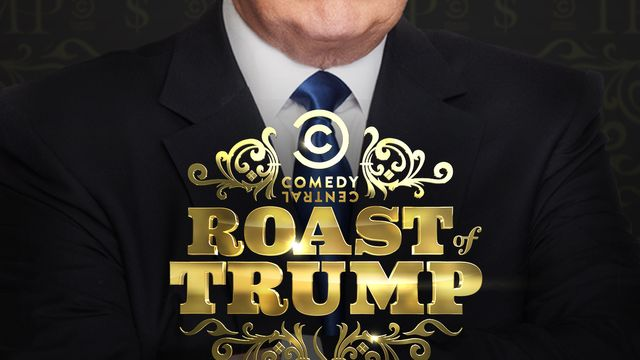Comedy central roast donald trump full