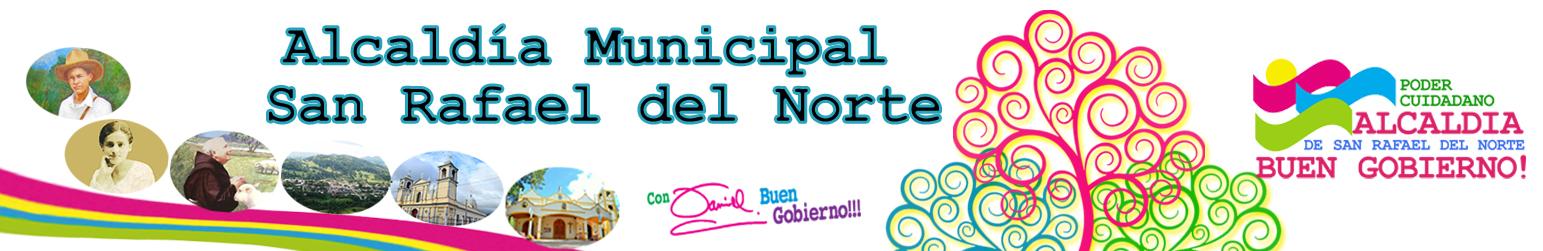 alcaldia municipal de san rafael del norte