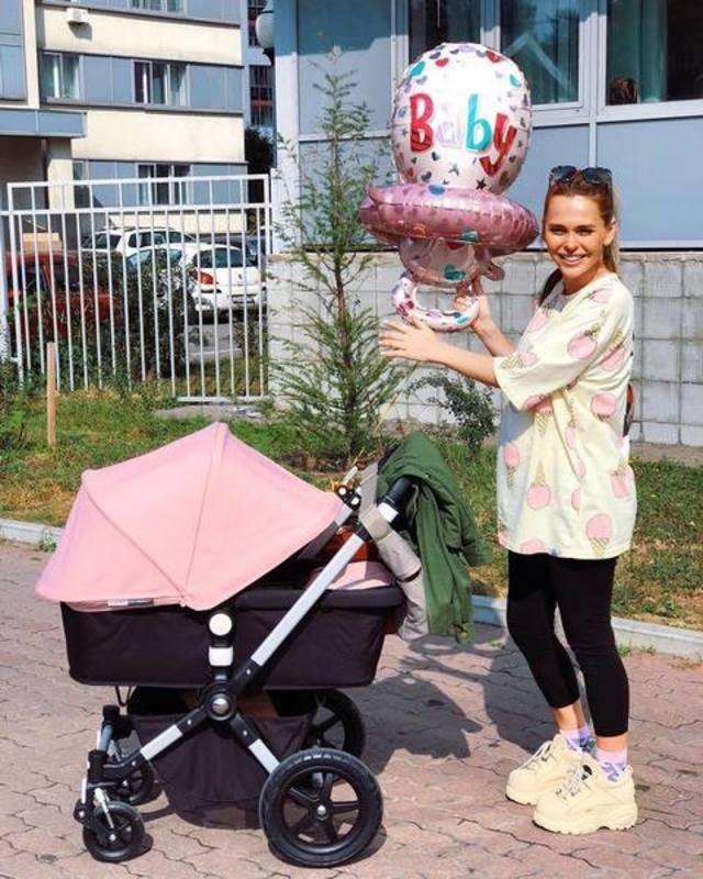 Анна Хилькевич - фото из Инстаграм
