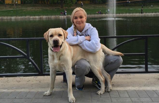 Наталья Варвина и Рональд