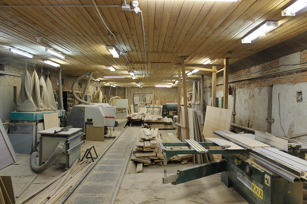 Производство мебели в гараже
