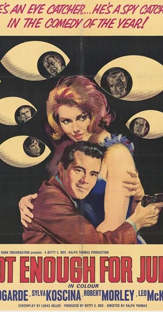 Жарковато для июня фильм 1964