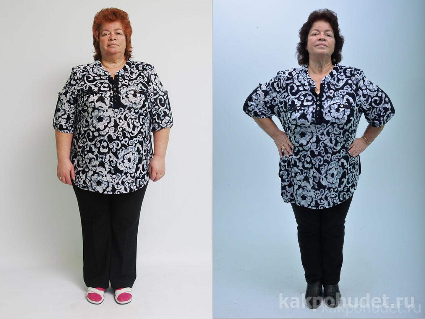Мать взяла пример с дочери и похудела на 28 кг