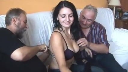 Dirty old men and young girlsfree porno clips