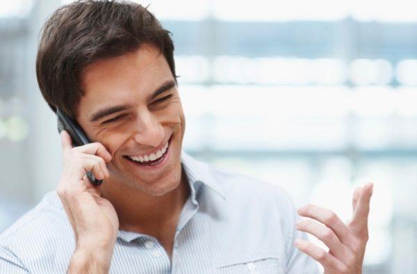 Любовные смс тоже могут положительно повлиять на развитие ваших отношений