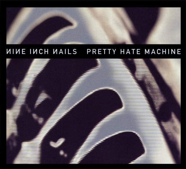 Nine inch nails pretty hate machine album cover