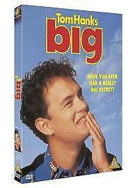 Tom hanks big dvd