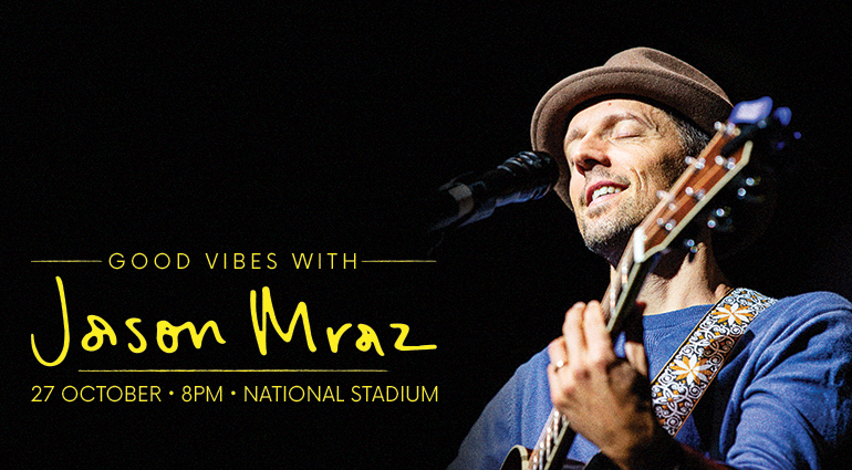 Buy jason mraz tickets singapore