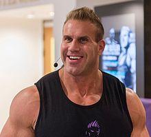 Jay cutler weightlifter