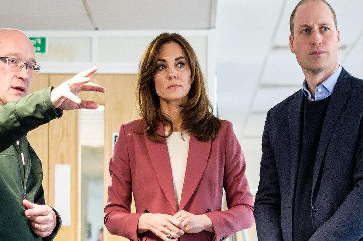 Новости о принце уильяме и кейт миддлтон 2017
